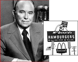 Who Made America Innovators Ray Kroc