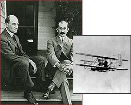 Who Made America?   Innovators   Wilbur and Orville Wright