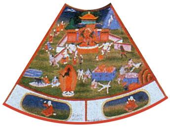 Tibetan Wheel - Hell