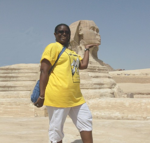 Ida & the Sphinx
