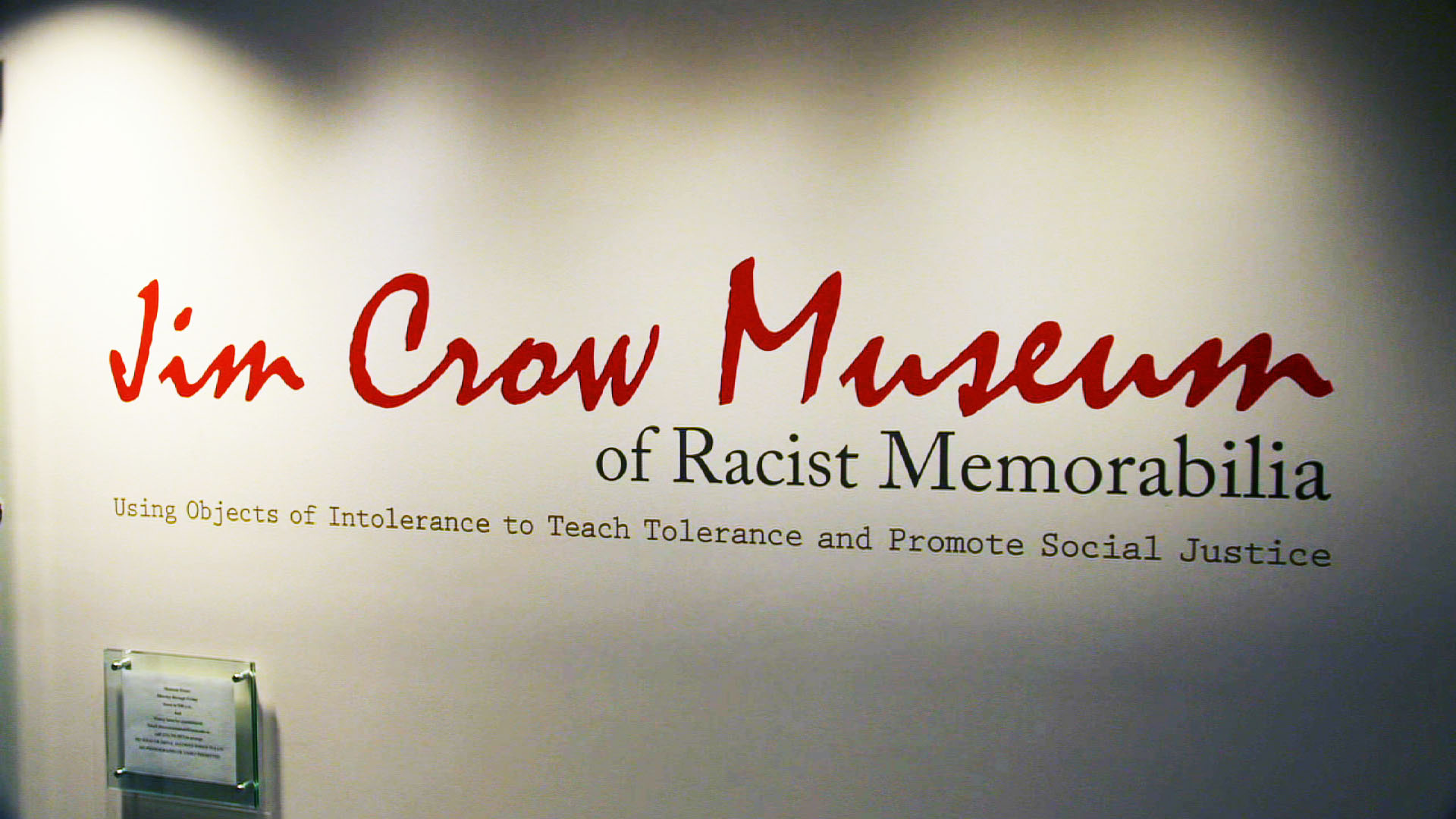 Racist Images And Messages In Jim Crow Era Video The
