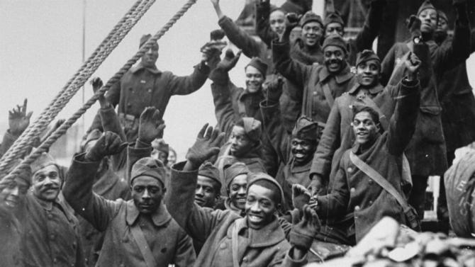 who were the harlem hellfighters the african americans many