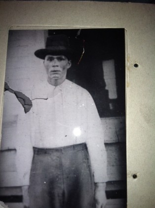 James Blackmon Grandfather