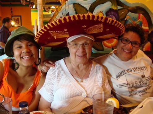 Me, Grandma and Ma
