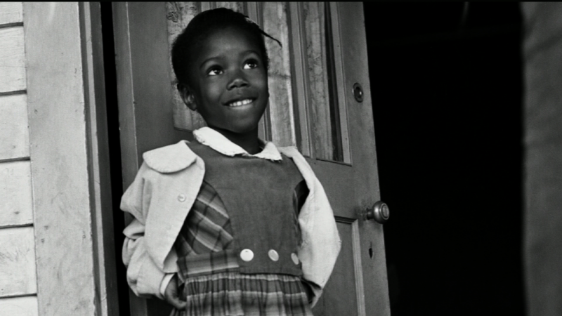 Ruby Bridges as Young Girl
