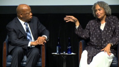 Conversation with Rep. John Lewis and Charlayne Hunter-Gault