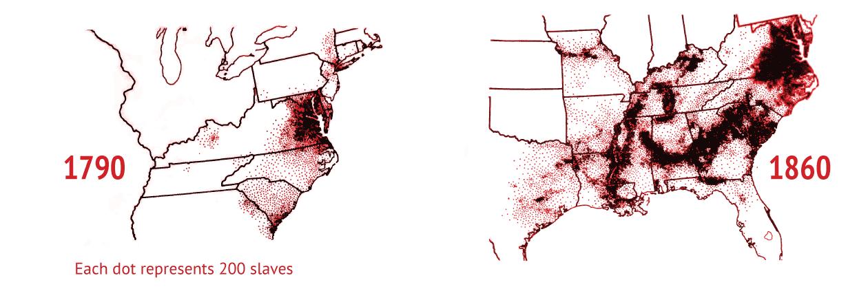 Cotton Fuels A Second Middle Passage