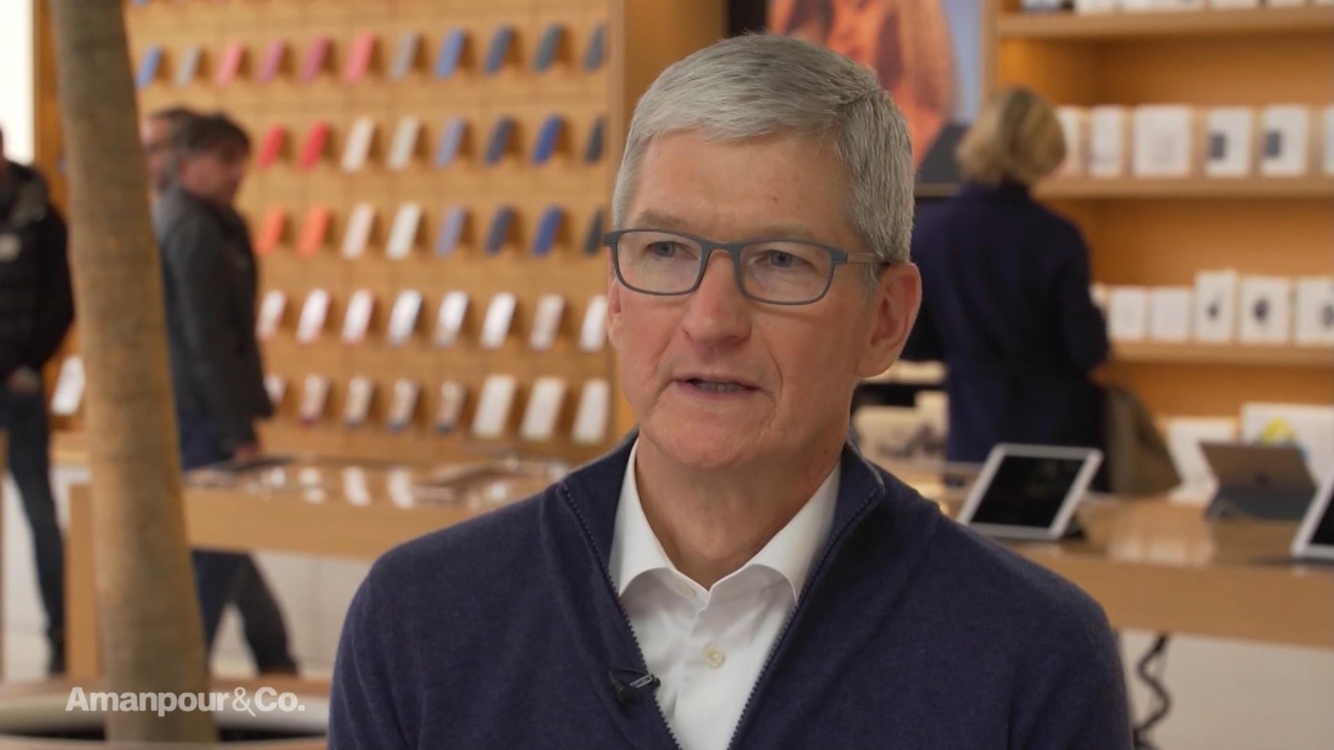 Tim Cook Explains Why Privacy Is at a Crisis Point