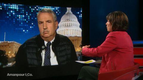 Thomas Friedman On Saudi Arabia And The Trump Administration Video Amanpour Company Pbs