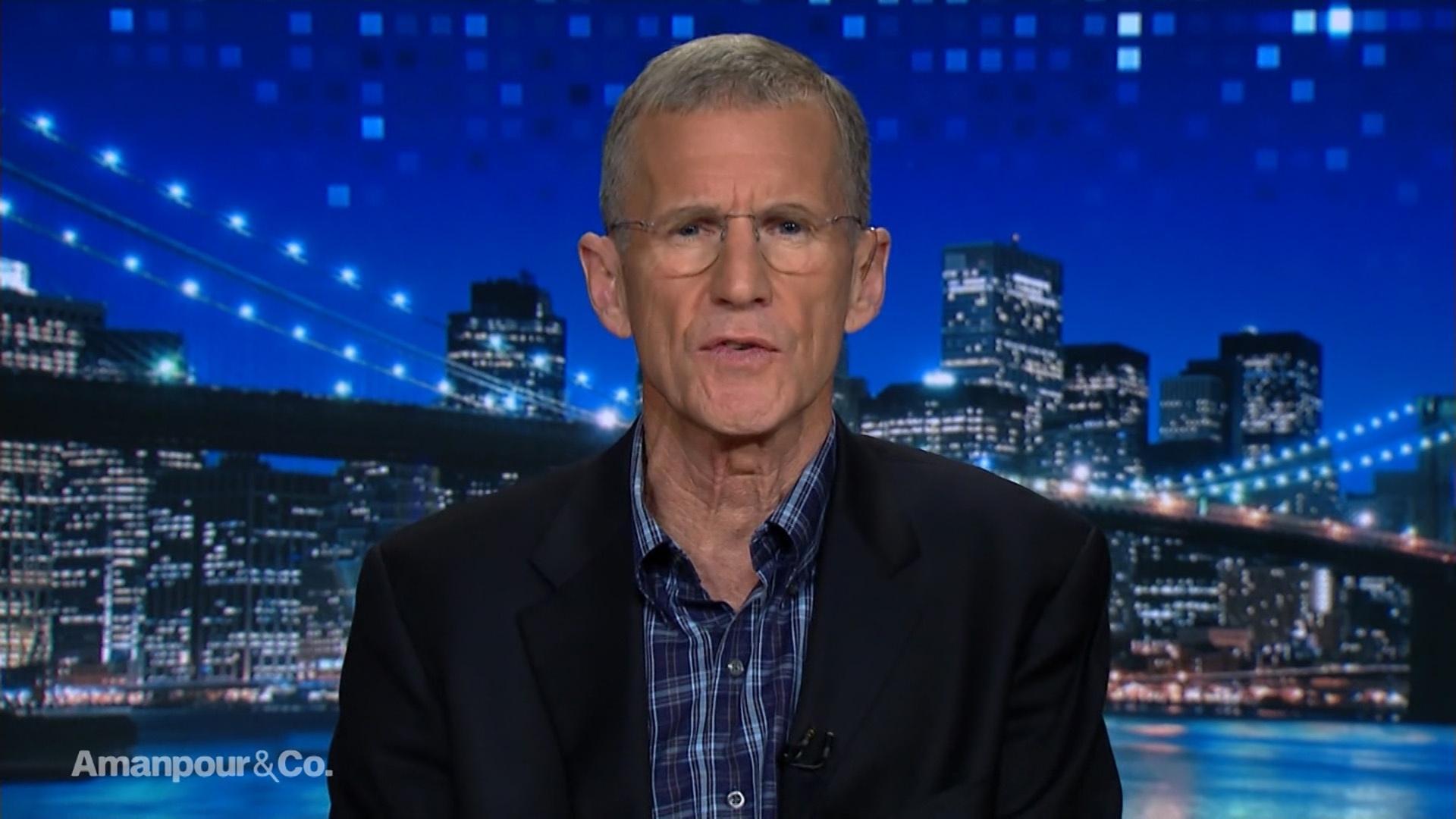 Stanley McChrystal on the United States' Longest War
