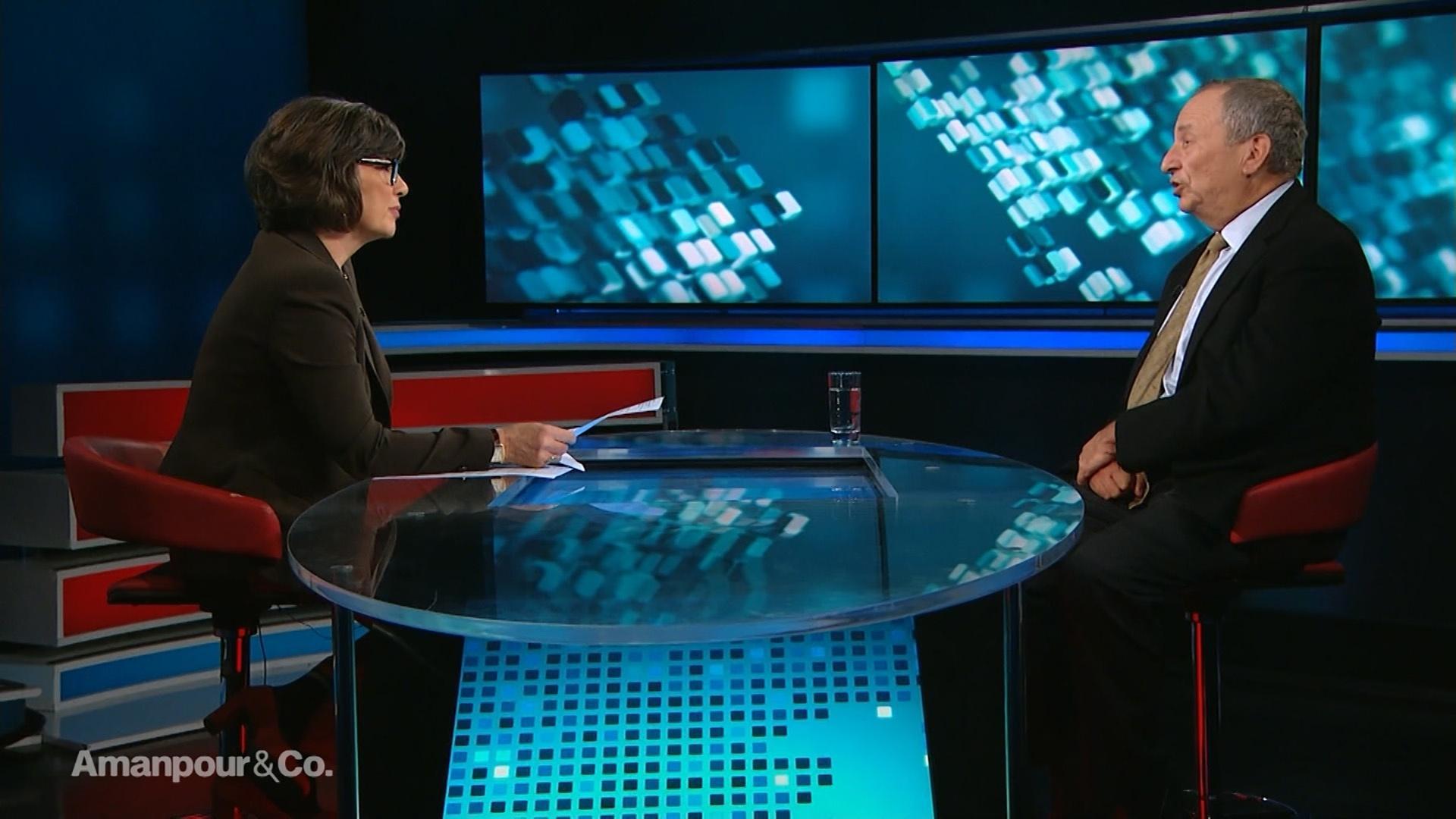 Former Harvard President Larry Summers on Admissions Scandal