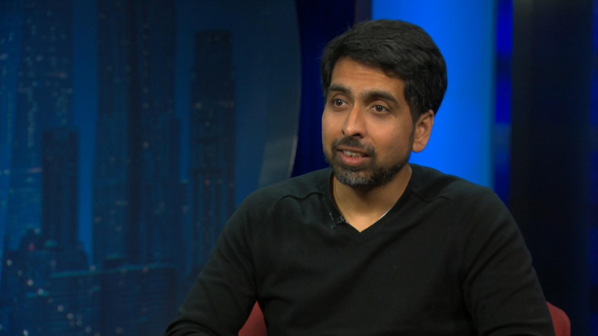 Khan Academy Founder Sal Khan on Wealth Inequality