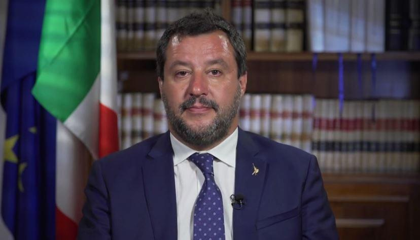 Matteo Salvini on His Role as Italy's Deputy Prime Minister