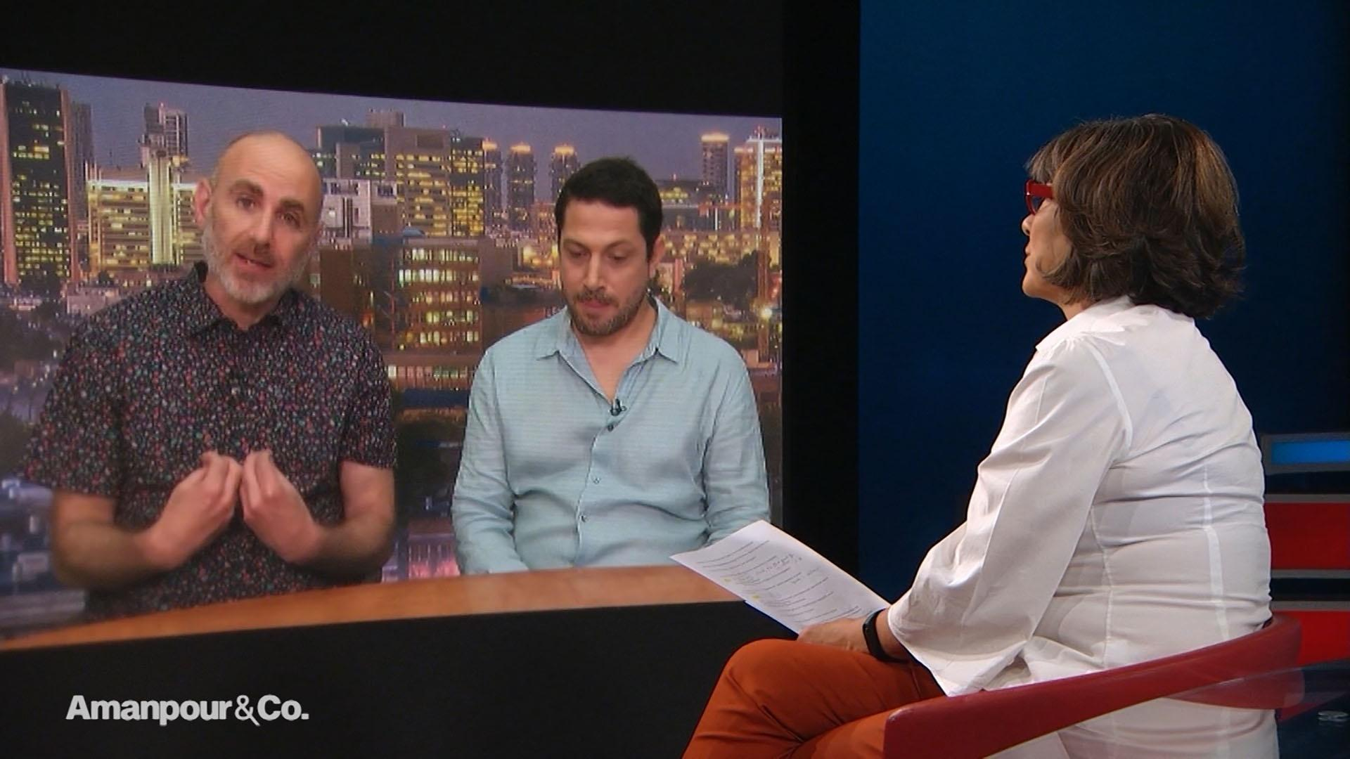 August 9, 2019 | Amanpour and Company