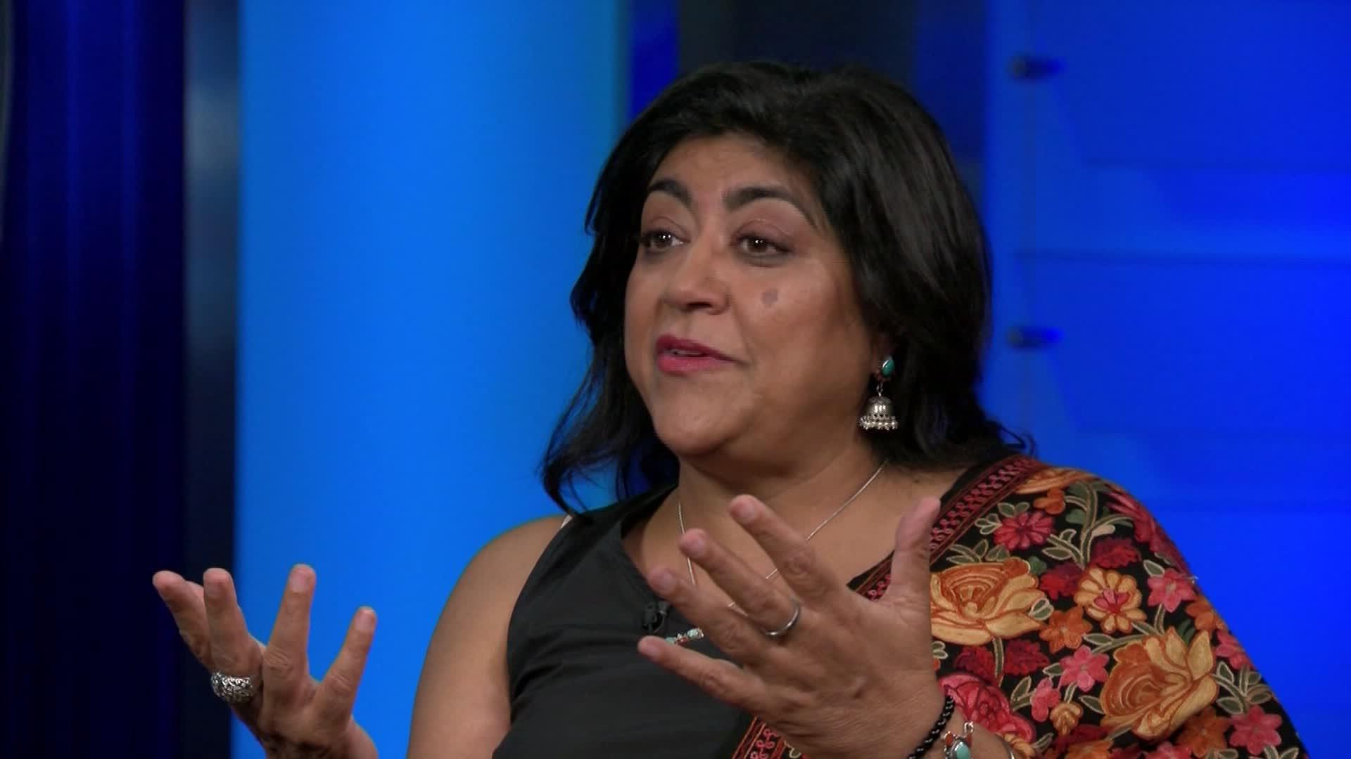 Gurinder Chadha Sarfraz Manzoor On Blinded By The Light Amanpour And Company
