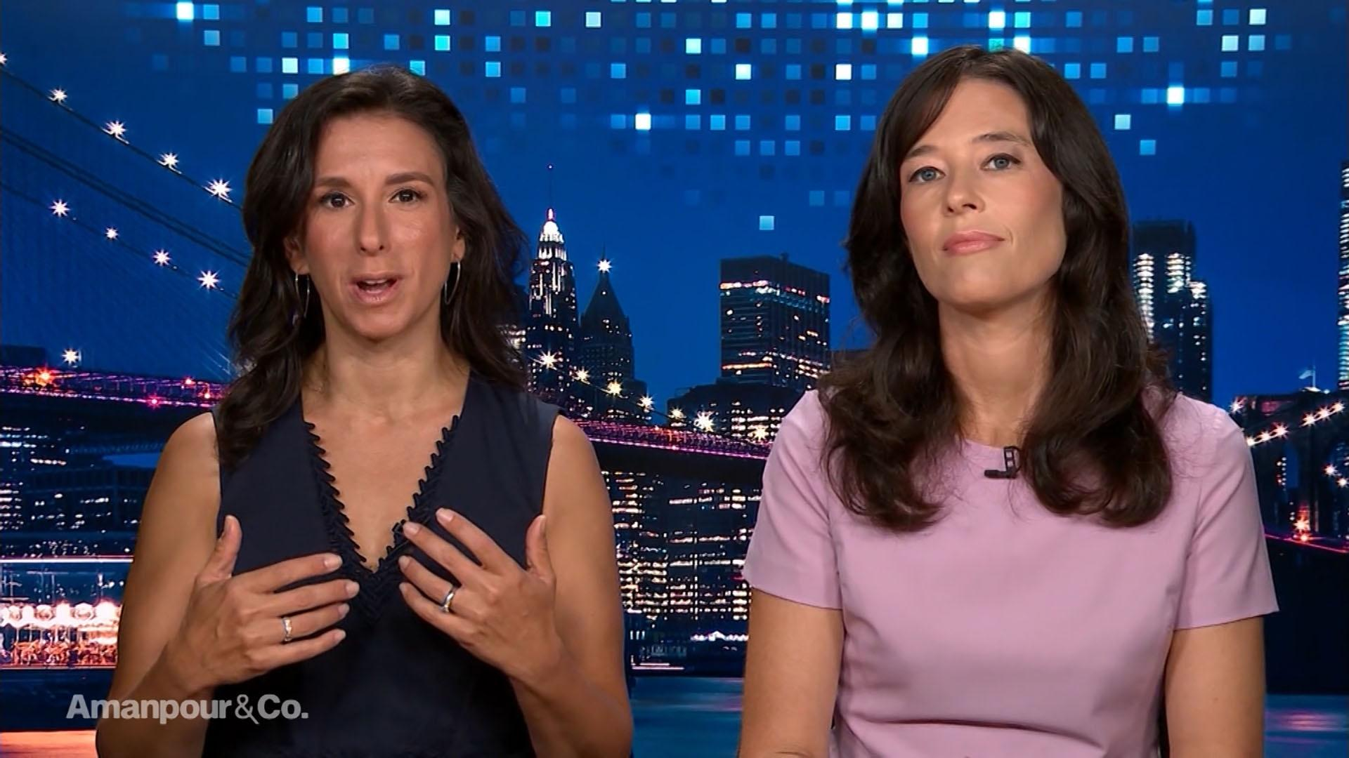 "Jodi Kantor & Megan Twohey on Harvey Weinstein & ""She Said"""