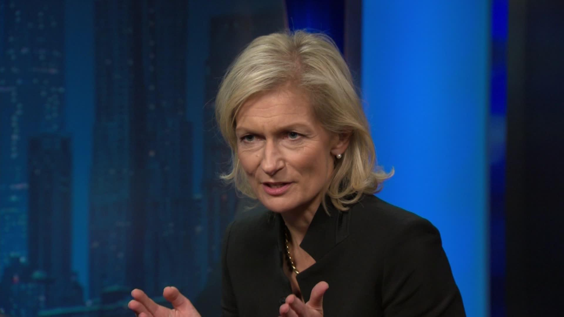 Zanny Minton Beddoes Discusses Her Work at The Economist | Video ...