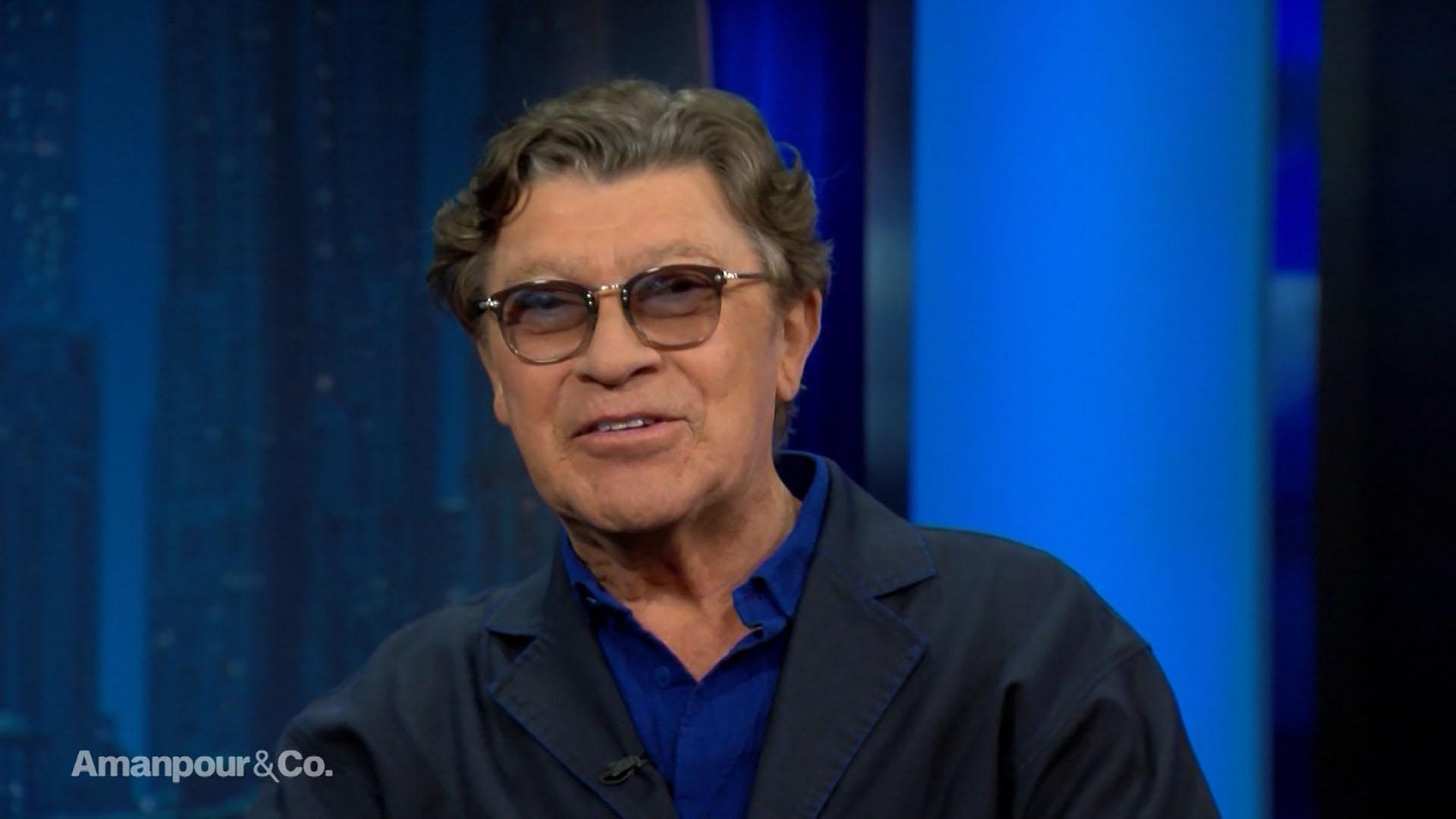 Robbie Robertson Reflects on His Legendary Rock Career