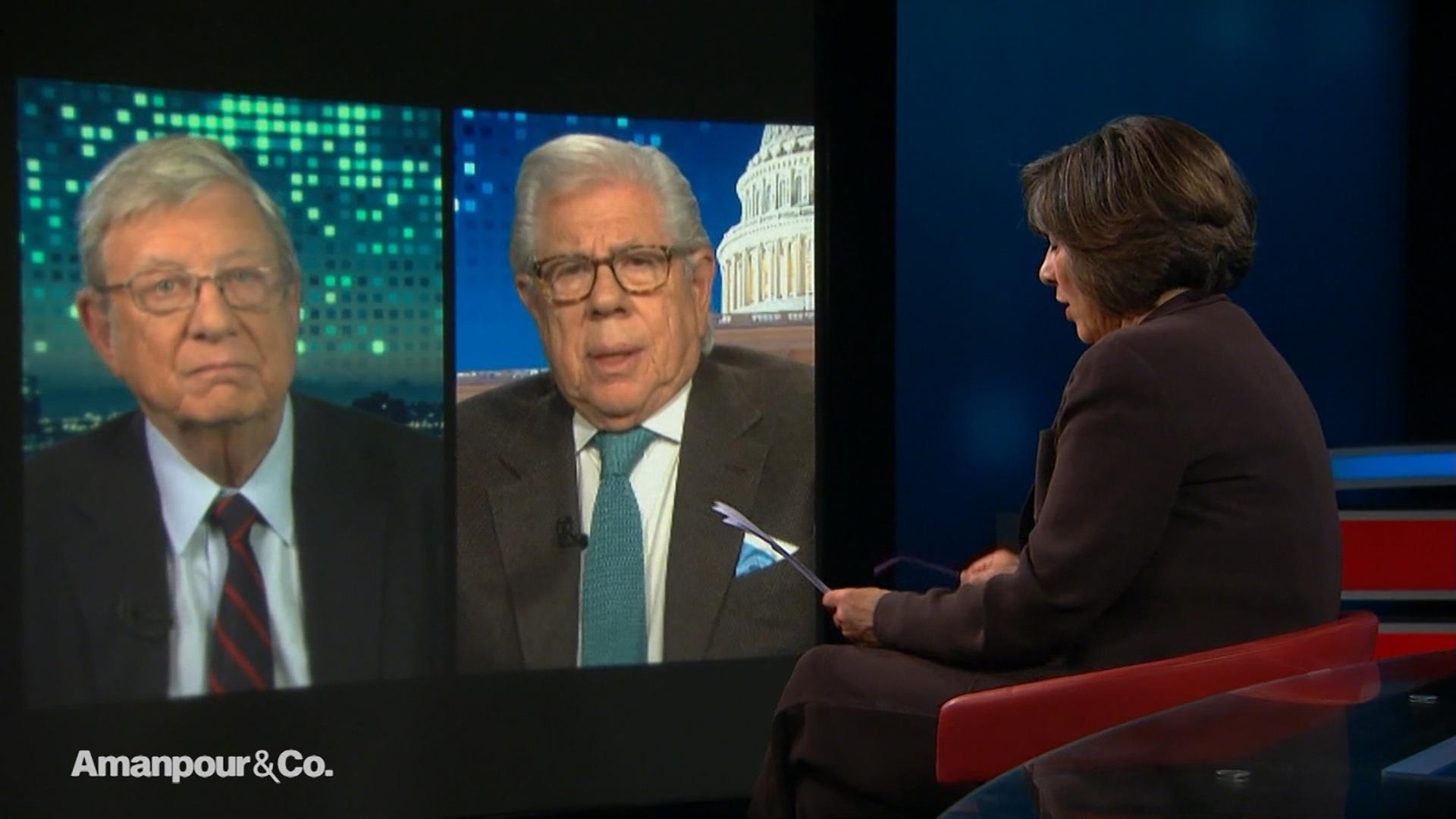 """Carl Bernstein: """"Anything Is Possible in This Environment"""""""