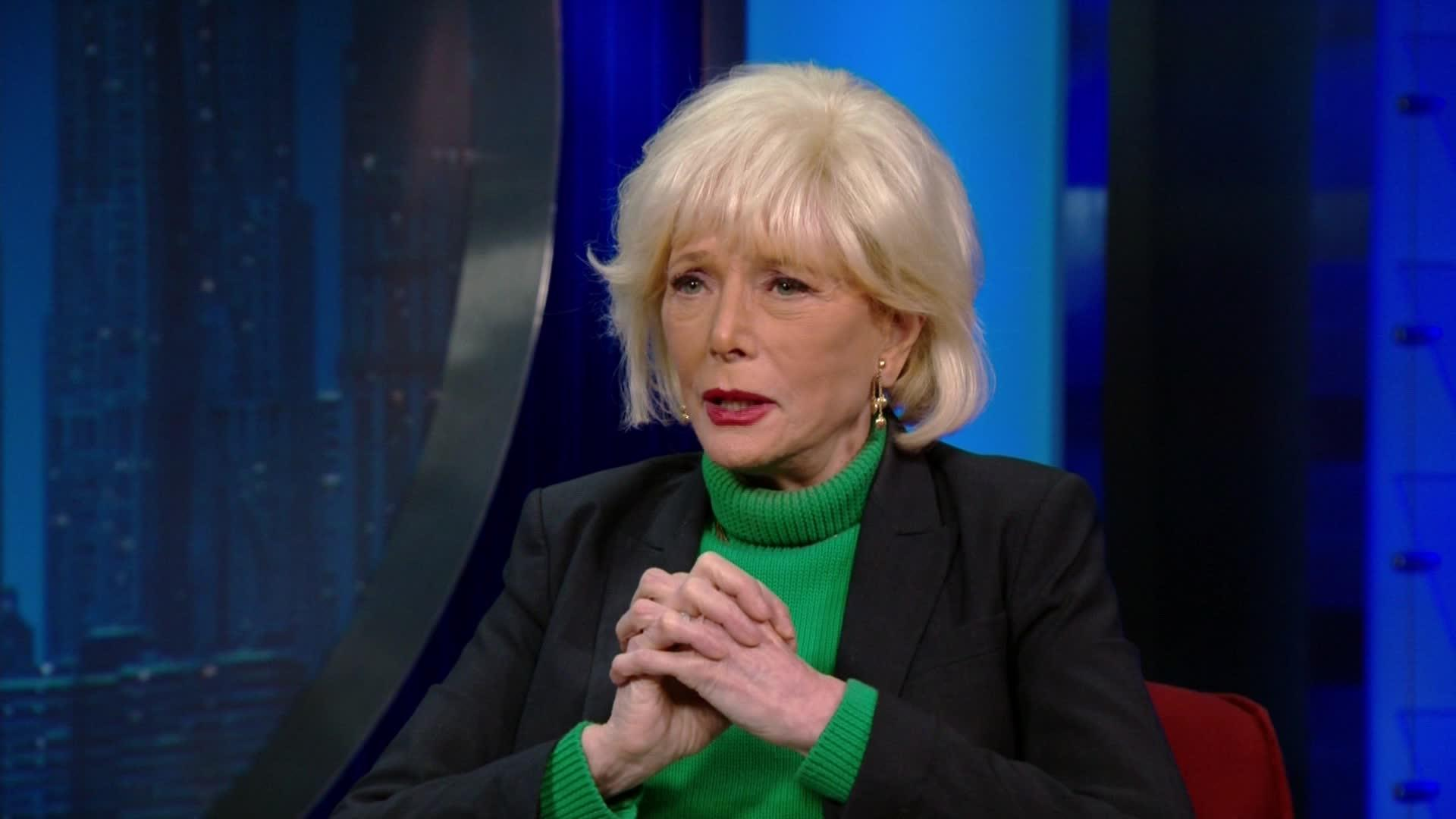 Lesley Stahl Talks Trump, Watergate and Impeachment