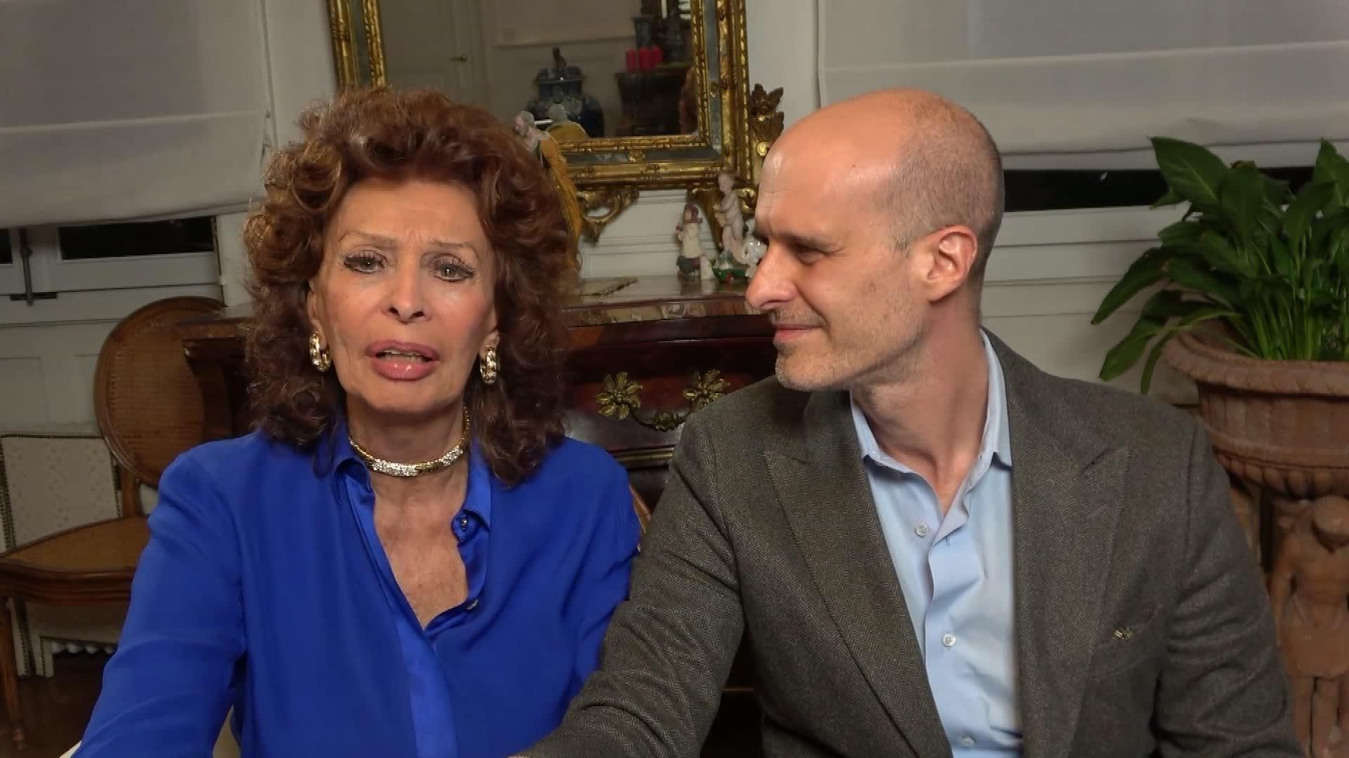 Iconic Actress Sophia Loren On The Life Ahead Video Amanpour Company Pbs