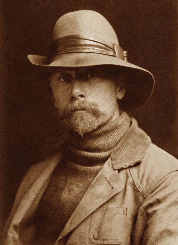 Self-portrait c. 1889