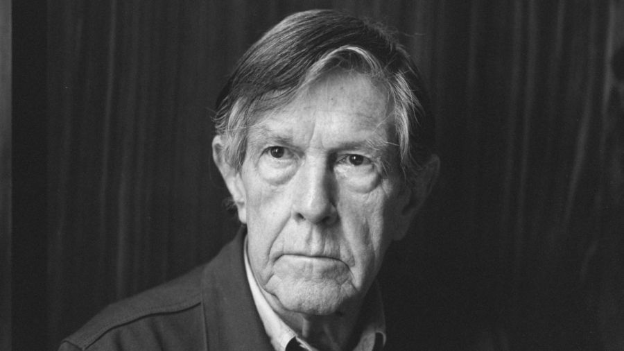 John Cage in June 1988