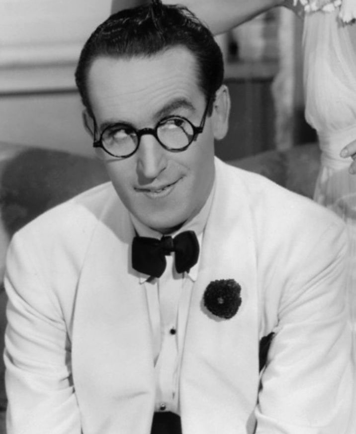 Harold Lloyd in the 1936 film The Milky Way.