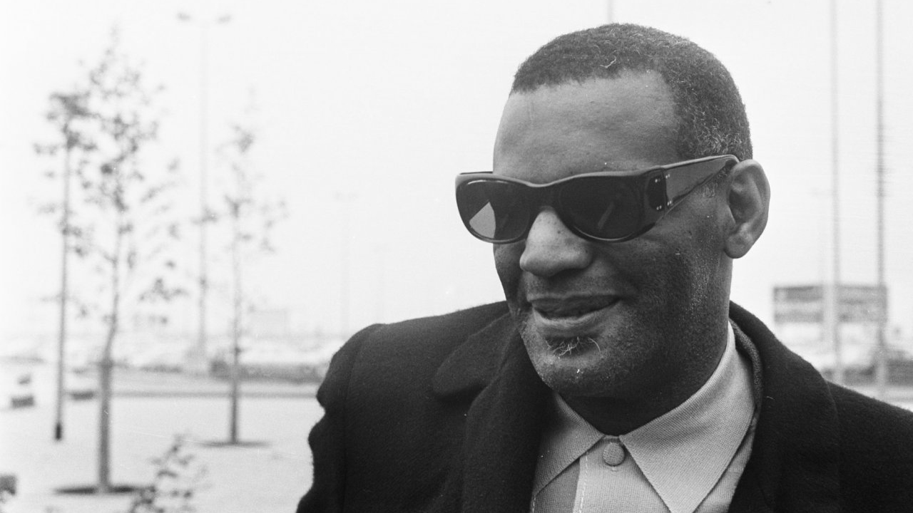 Ray Charles, 1968. Photo: Nationaal Archief Fotocollectie Anefo