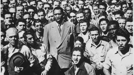 Paul Robeson 1942