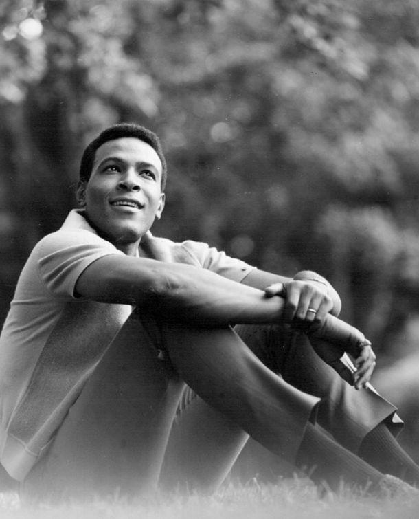 Marvin Gaye in 1966. Photo: J. Edward Bailey