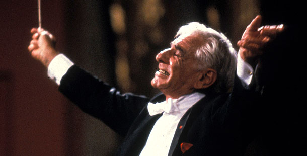 leonard bernstein conducting - photo #25