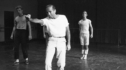 Balanchine and Robbins