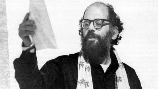 About Allen Ginsberg