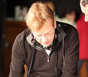 Director Peter Askin