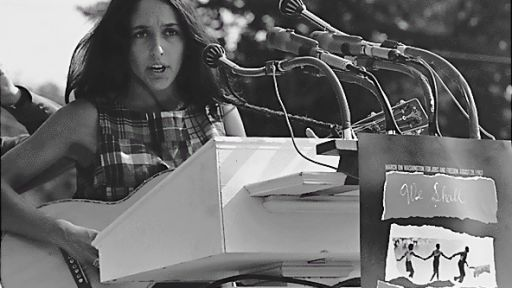 Fifty Years of Joan Baez