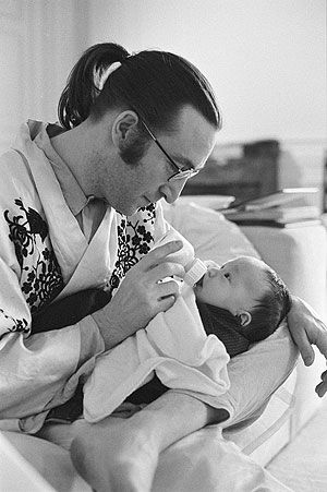 Sean Taro Ono Lennon is born