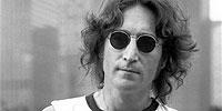 John Lennon in New York City.