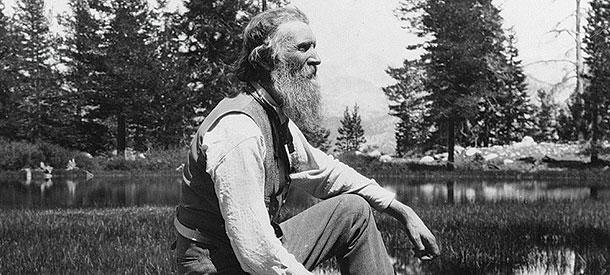 John Muir, circa 1902