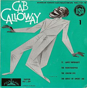 """Cab Calloway's 78 rpm """"Jumpin' Jive"""""""