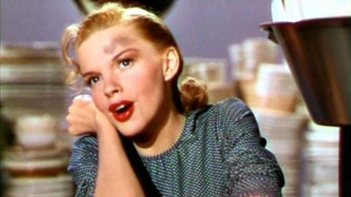 Judy Garland in Till the Clouds Roll By