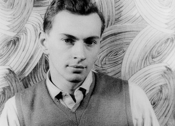 Gore Vidal, 1948 | By Carl Van Vechten | Library of Congress