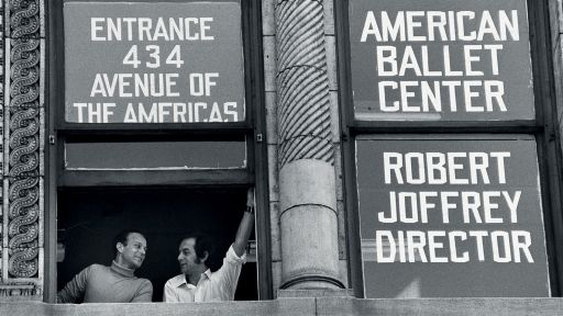 History of The Joffrey Ballet