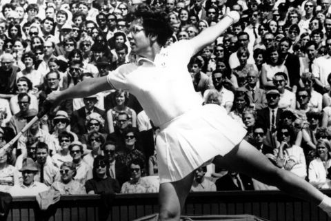 Five Surprising Facts About Billie Jean King