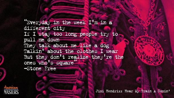 Stone Free Lyrics by Jimi Hendrix