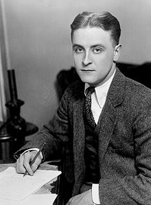 "F. Scott Fitzgerald in ""The World's Work"" (June 1921 issue)."