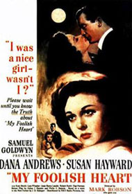 My Foolish Heart (1949) movie poster