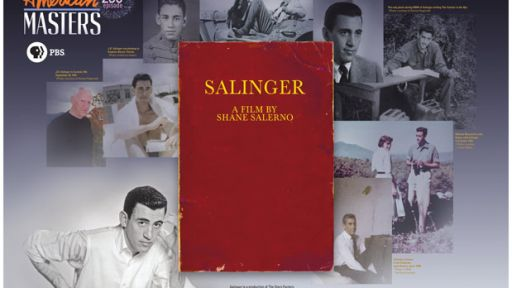 WNET Salinger Poster