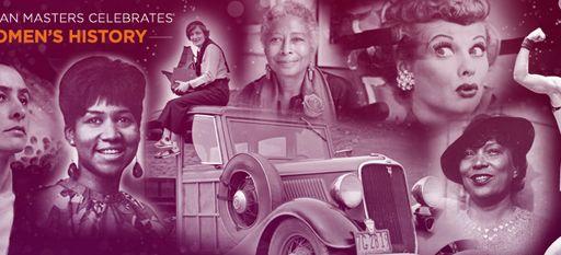 Women in American Masters: Women's History Month