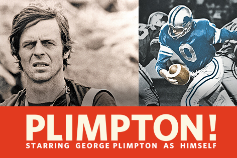 George Plimpton advance film preview online